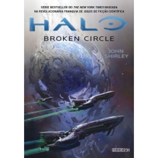Halo - Broken Circle - Fabrica 231