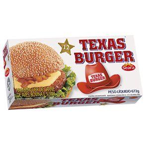 Hambúrguer Texas Burger Seara 672g