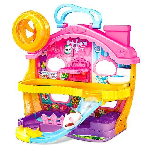 Hamster In a House - Mansão Hamster - Candide