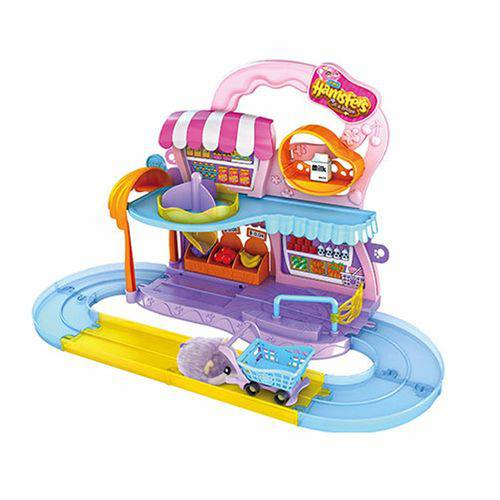 Hamsters In a House Mercado Hamster 7705 - Candide