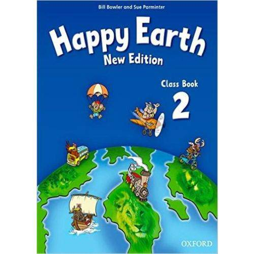 Happy Earth - Class Book - Level 2