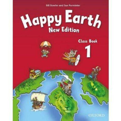 Happy Earth - Class Book - Level 1