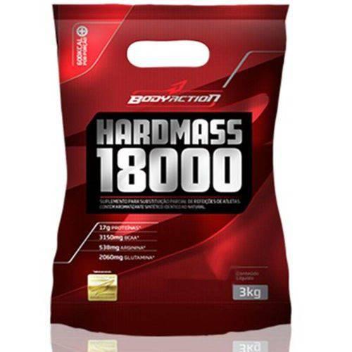 Hard Mass (3000g) Body Action