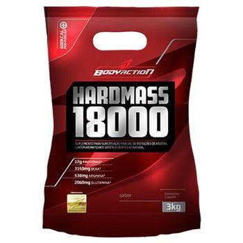 Hard Mass 18000 - 3000g Sabor Baunilha - BodyAction