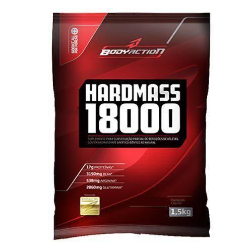 Hard Mass 18000 - 1500g Sabor Morango - Bodyaction