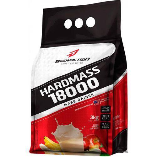 Hard Mass 18000 (3K Refil) (Banana C/ MAÇA) Body Action