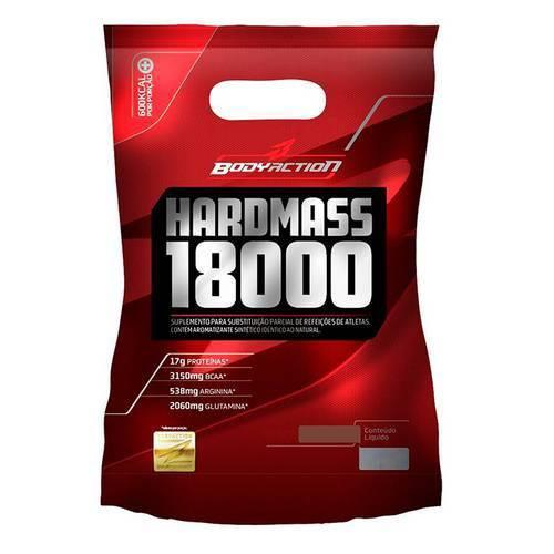 Hard Mass 18000 3kg Body Action