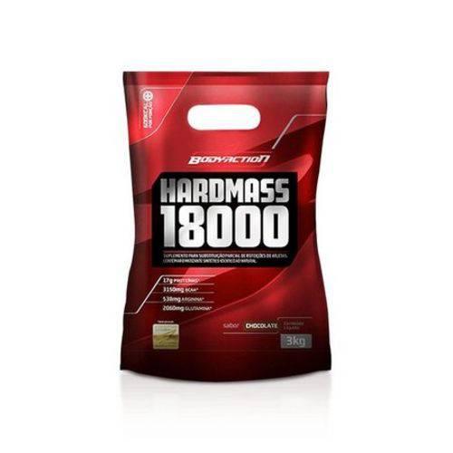 Hard Mass 18000 3kg Chocolate Body Action