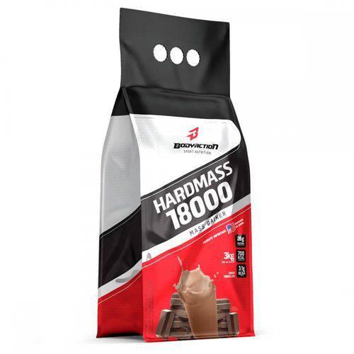 Hard Mass 18000 (Refil 3kgl) - Chocolate - Body Action