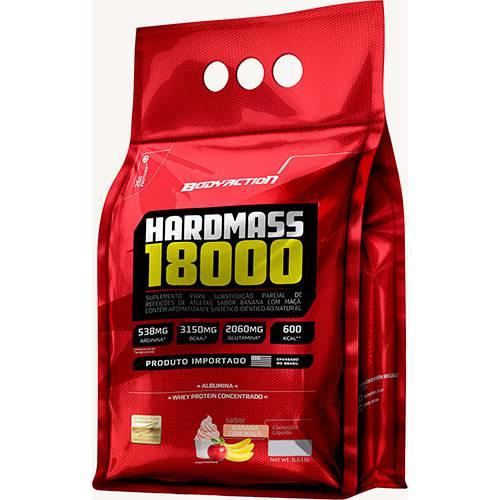 Hard Mass Banana & Maçã 3kg - Bodyaction