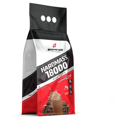 Hard Mass Body Action 18000 Chocolate 3kg