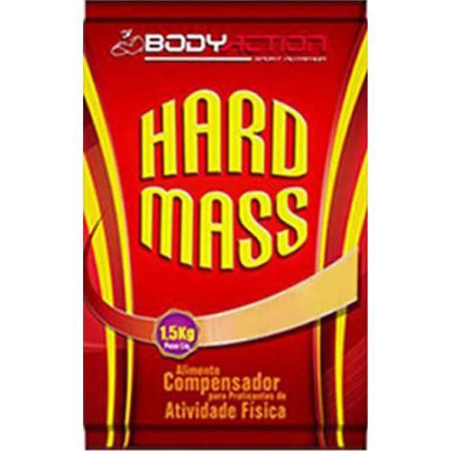 Hard Mass Bodytrends (1500g) Baunilha