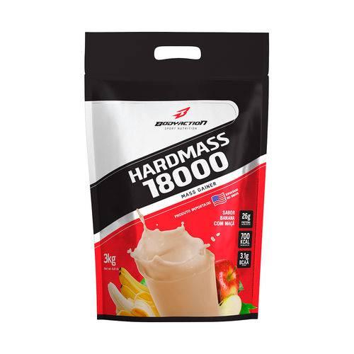 Hard Mass 3kg Banana e Maça Bodyaction