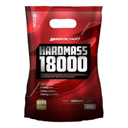 Hard Mass 3kg - Body Action