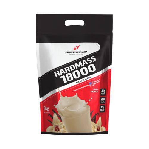 Hardmass 18000 (3kg) Body Action - Baunilha