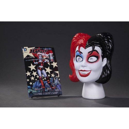 Harley Quinn Book Mask Set (Harley Quinn: The New 52!)
