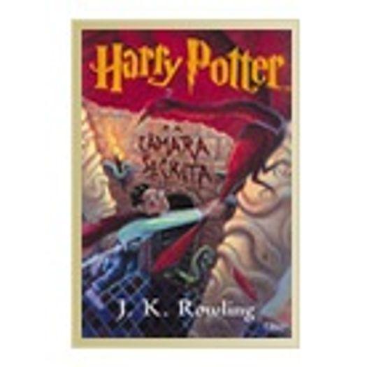 Harry Potter e a Camara Secreta - Audio Livro - Rocco