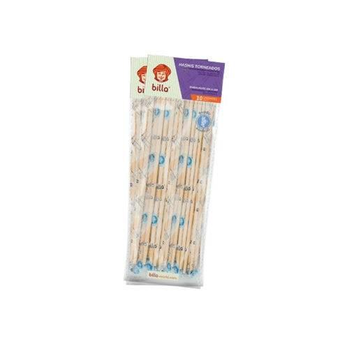 Hashi Bambum C/10 Pares - Billa
