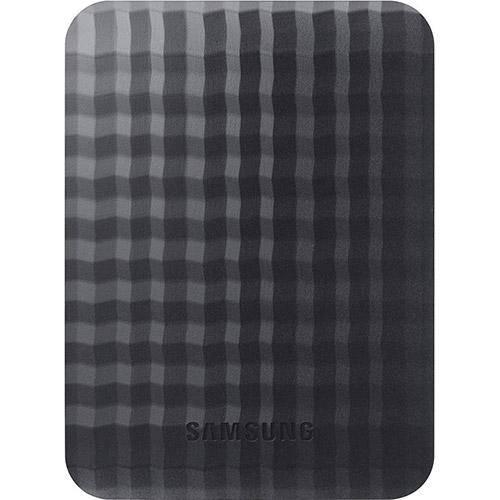 Hd Externo Portátil 500gb M3 Usb 3.0 - Samsung - Preto