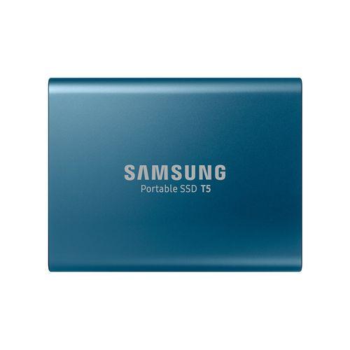 HD SSD Externo 250gb Samsung T5 USB 3.1 - MU-PA250B/AM 2116