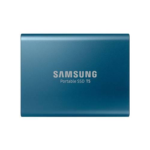 Hd Ssd Externo 250gb Samsung T5 Usb 3.1 - Mu-pa250b/am