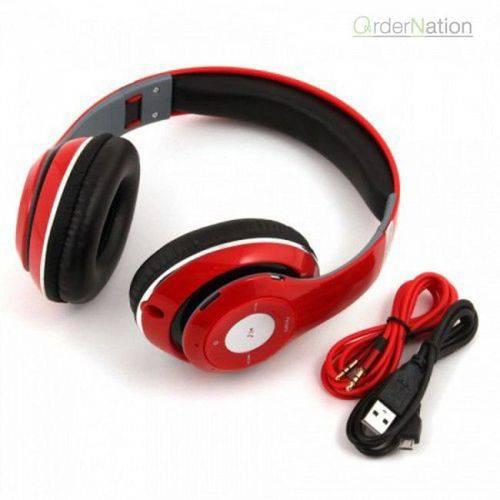 Headfone Wireless Tm 010 Vermelho