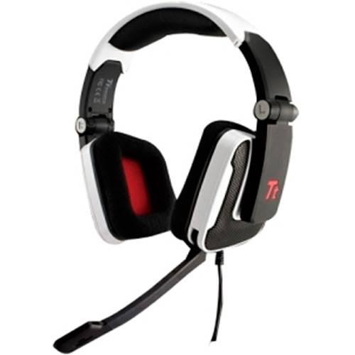 Headset Gamer Shock Gaming Branco - Tt Sports Thermaltake