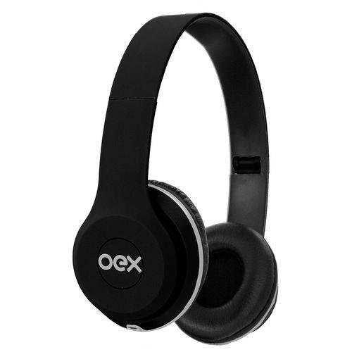 Headset Style Preto - Oex