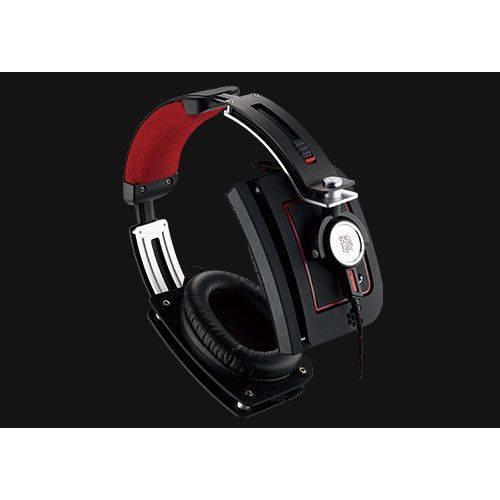 Headset Thermaltake Esports Level 10m Gamer Ear-cup Ht-ltm010ecbl