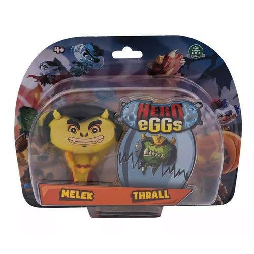 Hero Eggs Blister - Melek e Thrall - Candide