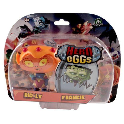 Hero Eggs Duble Blister Rid-ly e Frankie - Candide