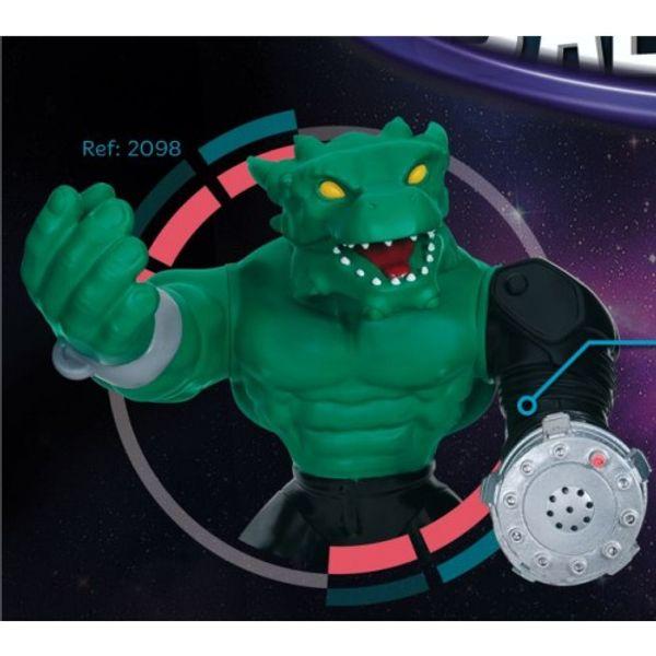 Heróis da Galaxia Dragão 2098 - Cotiplás
