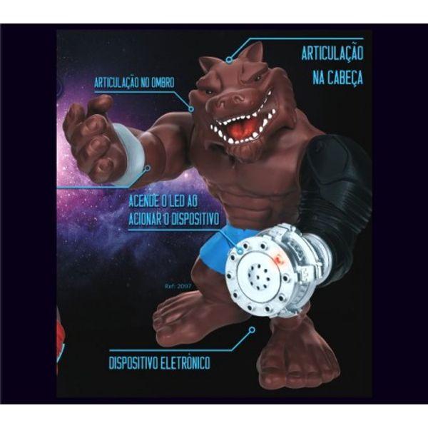 Heróis da Galaxia Lobo Cotiplás