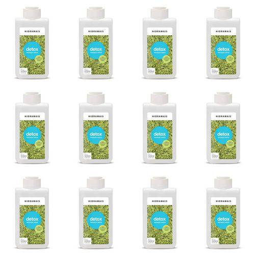 Hidramais Detox Loção Hidratante 500ml (kit C/12)