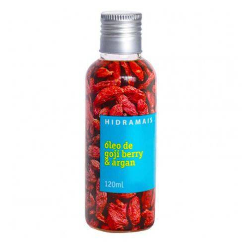 Hidramais Óleo de Goji Berry/argan 120ml