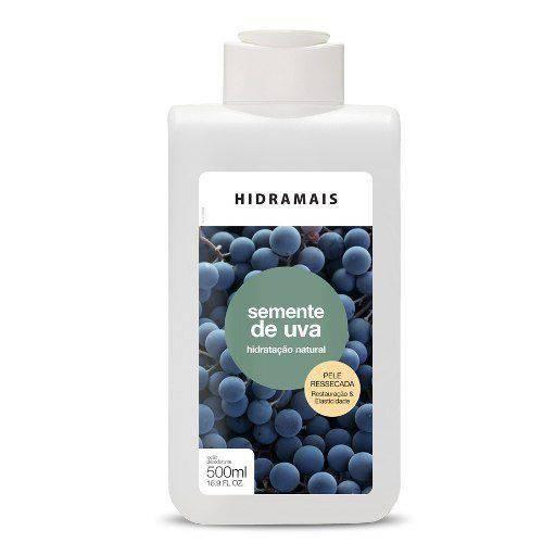Hidramais Semente Uva Loção Hidratante 500ml