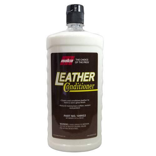 Hidratante de Couro Leather Conditioner Malco 946ml