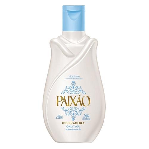 Hidratante Desodorante Corporal Paixão Inspirador 320ml