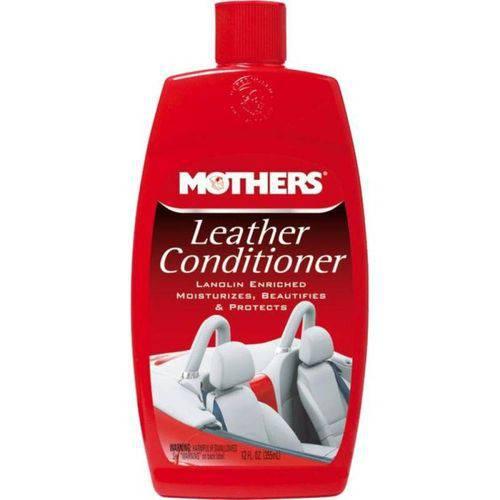 Hidratante para Couro - Leather Conditioner Mothers - 355ml