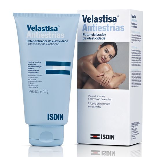 Hidratante Velastisa Potencializador de Elasticidade 247,5g Isdin