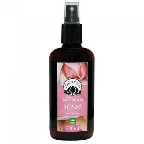 Hidrolato de Rosa de 200ml Bioessencia