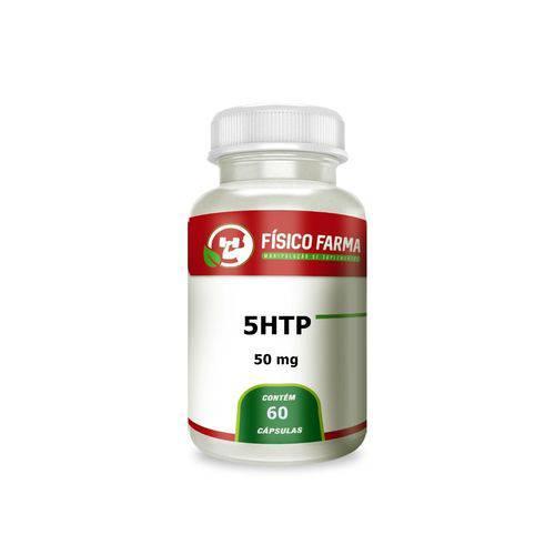 Hidroxitriptofano (5HTP) 50mg 60 Cápsulas