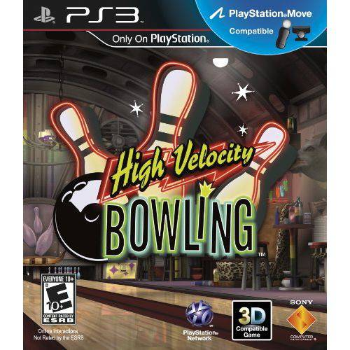 High Velocity Bowling - Ps3
