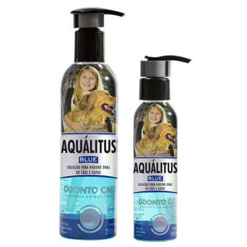 Higienizante Bucal Inovet Aqualitus - 100 Ml