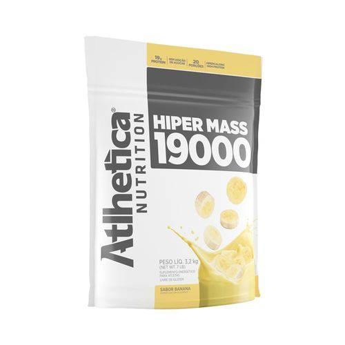 HIPER MASS 19000 ATLHETICA 3,2Kg - BANANA