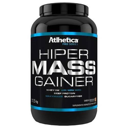 Hiper Mass Gainer Pro Series - 1,5Kg - Atlhetica Nutrition