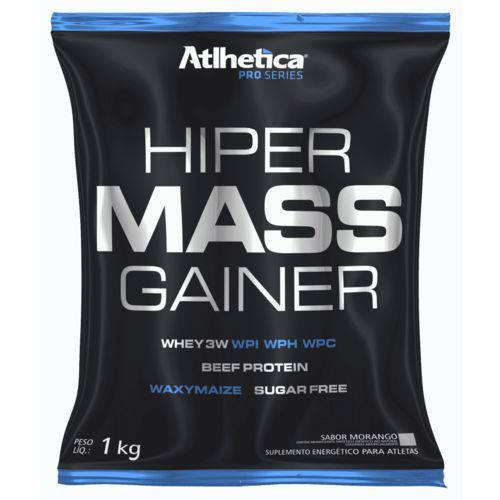 Hiper Mass Gainer Pro Series (1kg) - Atlhetica Nutrition