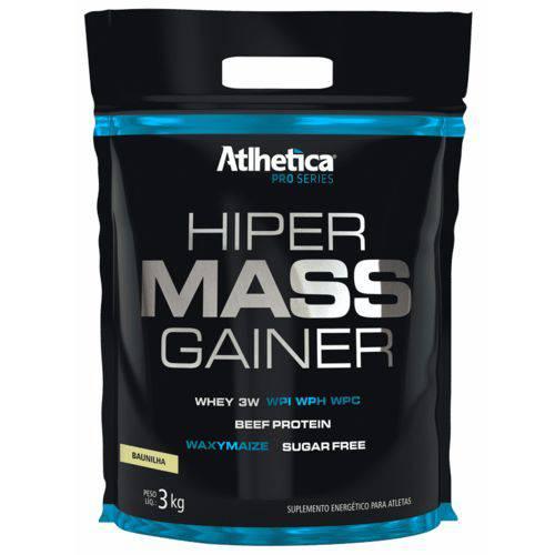 Hiper Mass Gainer Pro Series (3kg) - Atlhetica Nutrition