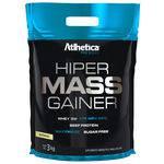 Hiper Mass Gainer Pro Series 3kg Refil - Atlhetica-baunilha