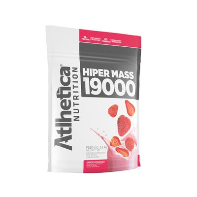 Hiper Mass Gainers 3kg Atlhetica Nutrition Hiper Mass Gainers 3kg Morango Atlhetica Nutrition